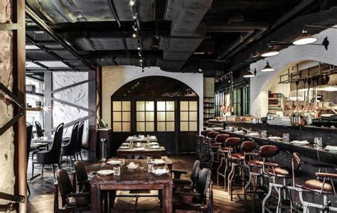 Style Cuisine Cagne Chic by Blue Butcher Prestige Hong Kong Industrial Chic