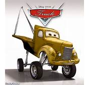 Old Truck In Cars Movie Pictures
