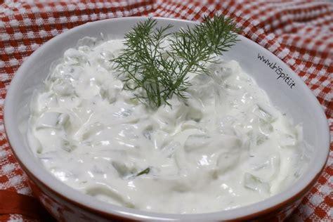 cucina greca tzatziki tzatziki la ricetta della salsa allo yogurt greco