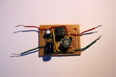 diy capacitor charging circuit solar charger build