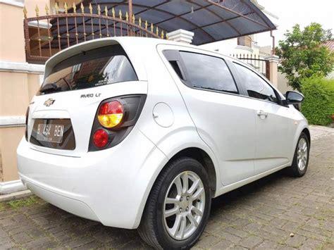 Chevrolet Aveo 1 4l Lt At chevrolet aveo 1 4 lt at putih original 2012