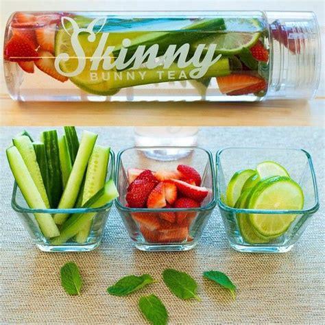 Sweet Slimming Detox Strawberries Mint Lime Tea by 8 Best Bunny Tea Images On Healthy