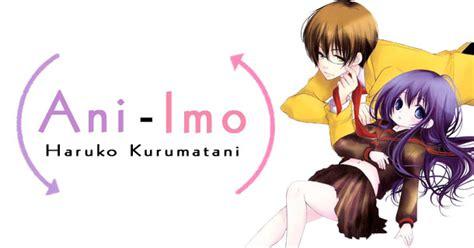 Sho Imo impressions ani imo vol 1 haruko kurumatani