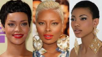 low cut hairstyles for black low cut hairstyles for black las style by