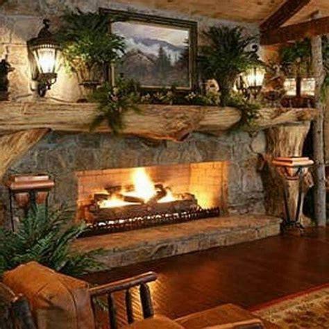 best 20 rustic fireplace mantle ideas on