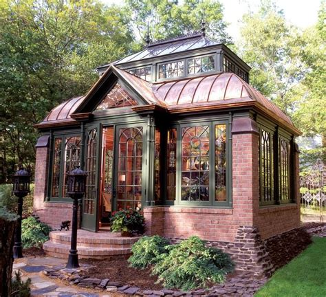 tiny victorian home brick and glass tiny cottage love the overall design