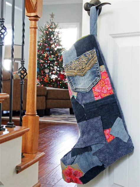 christmas stocking patterns   diy