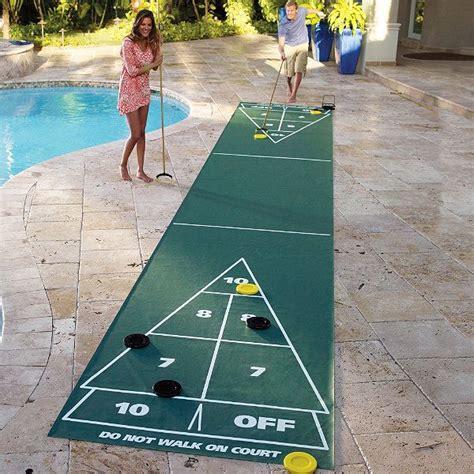 backyard shuffleboard court outdoor shuffleboard court dimensions grosir baju surabaya