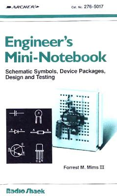 libro symbol mini libros de electronica schematic symbols device packages design and testing s 237 mbolos