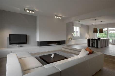 modernes wohnen wohnzimmer woning b tongeren pas interieur interieurconcepten
