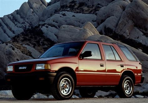 car owners manuals for sale 1998 isuzu rodeo auto manual used isuzu rodeo for sale cargurus autos post