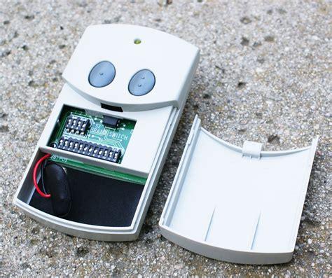 clicker garage clicker chamberlain universal garage door opener remote