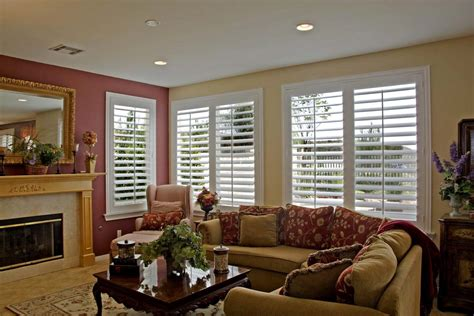 living room shutters shutters and plantation shutters photo gallery danmer ca