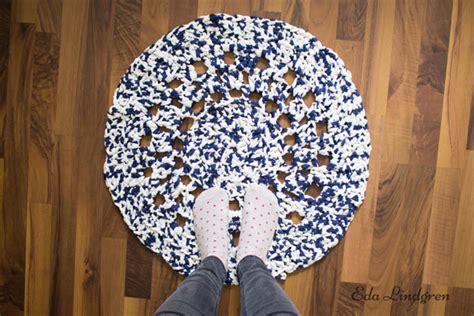 teppich lindgrün how to teppich mit textilgarn h 228 keln eda lindgren