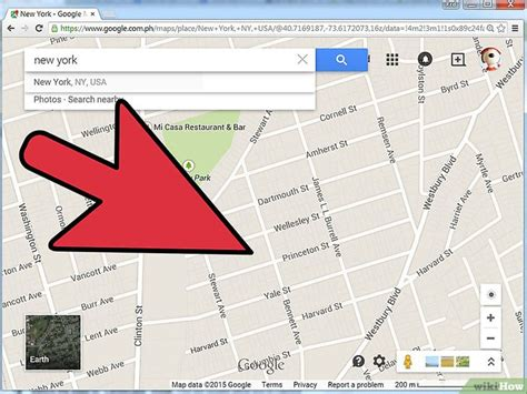 printable version google maps 4 formas de imprimir mapas de google wikihow