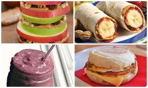 quick easy breakfast ideas britany s beauty youtube