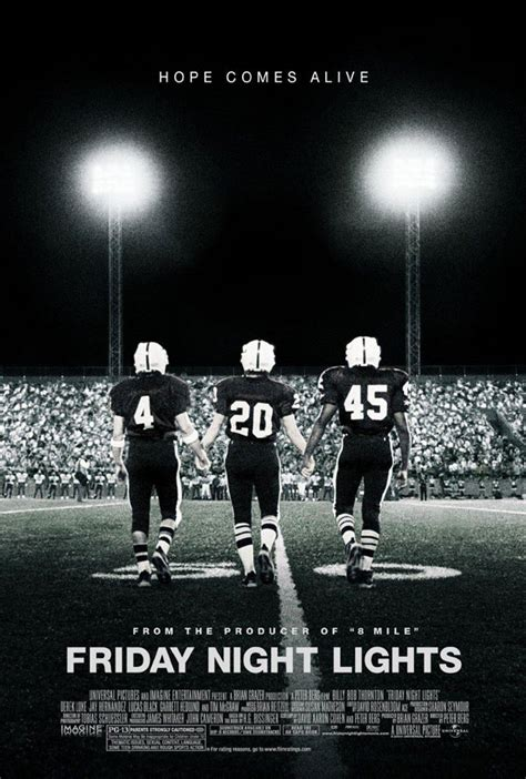 Is Friday Lights A True Story by Friday Lights At The Bullock Museum