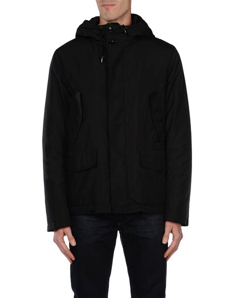 Jaket Gucci 2 gucci jacket in black for lyst