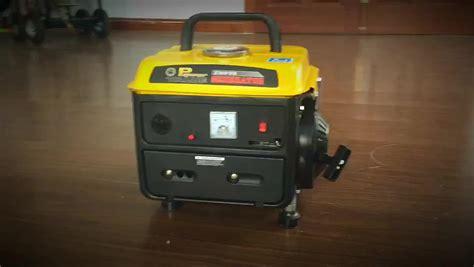 650 watt portable genset gasoline generator best generator