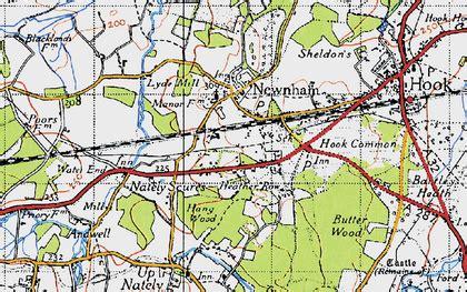newnham photos, maps, books, memories francis frith