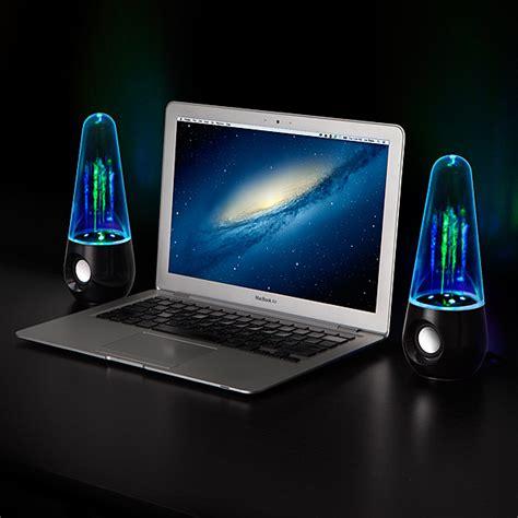 bluetooth light up water speakers multicolored illuminated water speakers