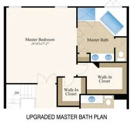 Master Bedroom Floor Plans With Bathroom Master Bath Floor Plans Search Master Bedroom And Bath Ideas
