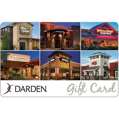 Where Can I Use A Darden Gift Card - darden restaurants gift card balance lamoureph blog