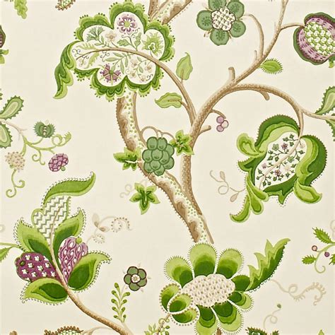 vintage green wallpaper uk roslyn wallpaper green lilac dviwro103 sanderson