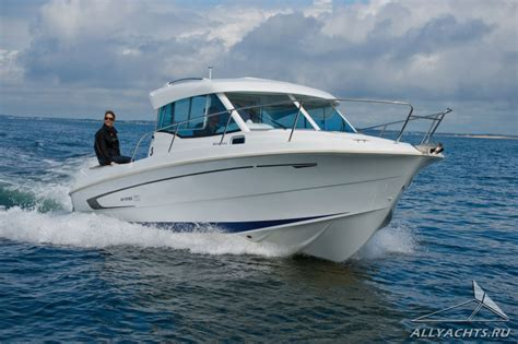 cuddy cabin boats cuddy cabin boat beneteau antares 7 50 outboard on