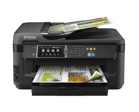Printer Epson Print Scan Copy A3 welikedthis uk social conveyers of 187 epson workforce wf 7610dwf a3 duplex print scan
