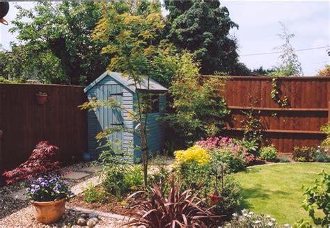 Suburban Garden Ideas Small Modern Suburban Garden Le May From The