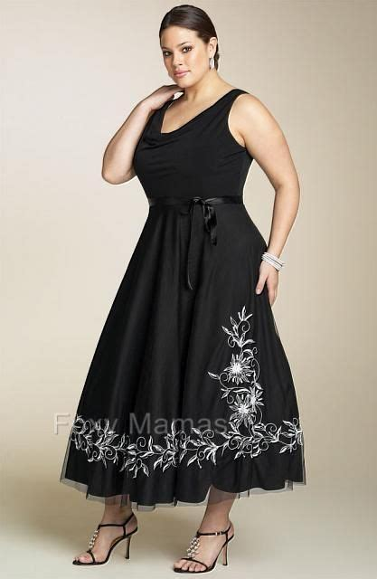 Plus Size Cocktail Party Dresses ? Designers Outfits Collection