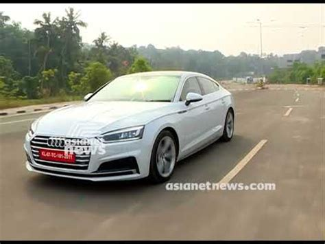 audi a5 sportback   price in india, review, mileage