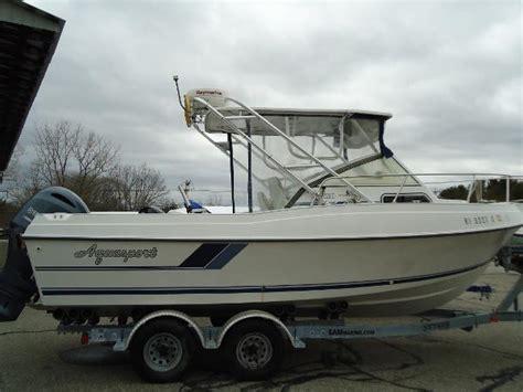 craigslist massachusetts boats aquasport new and used boats for sale in ma