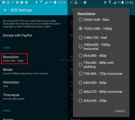 record on android how to record your screen on any android device howto highonandroid