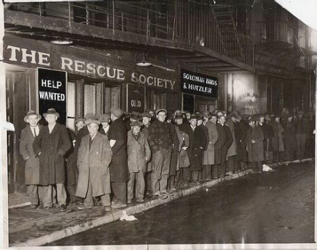 Rockford Unemployment Office by Unemployment Line Great Depression Mile High Home Finder