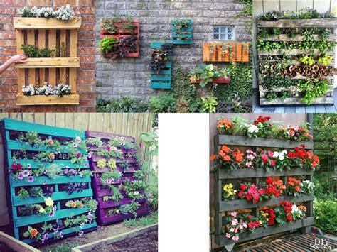 decoracion con palets de madera ideas para la decoraci 243 n de jardines con palets