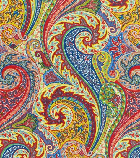 williamsburg solid fabric jaipur paisley home