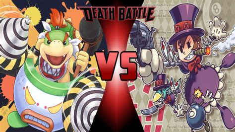jr battle battle prelude bowser jr vs peacock by chrisnest