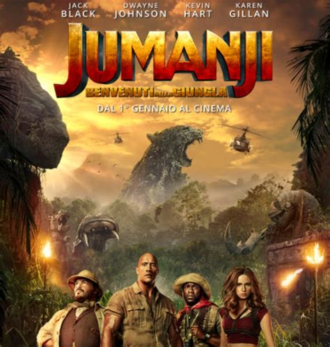 film jumanji di surabaya anteprima gratuita di quot jumanji 2 benvenuti nella giungla