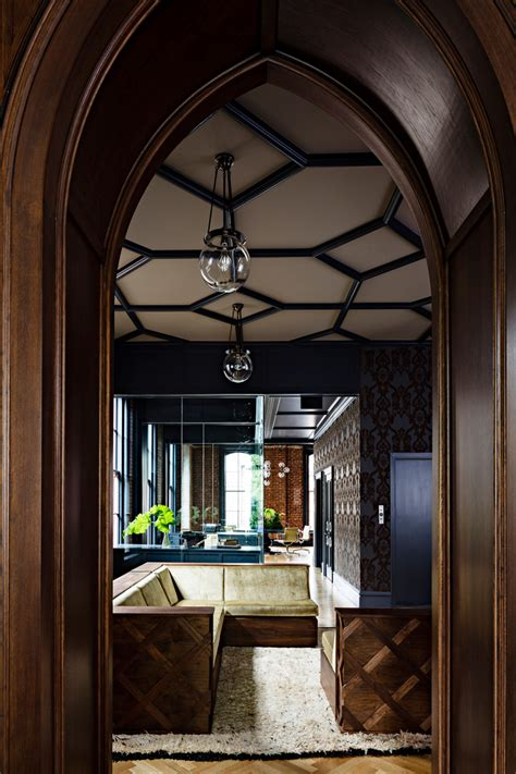 gothic designers gothic office by jessica helgerson interior design