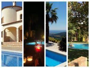 huis huren costa brava costa brava vakantiehuizen huren betaalbare vakantie