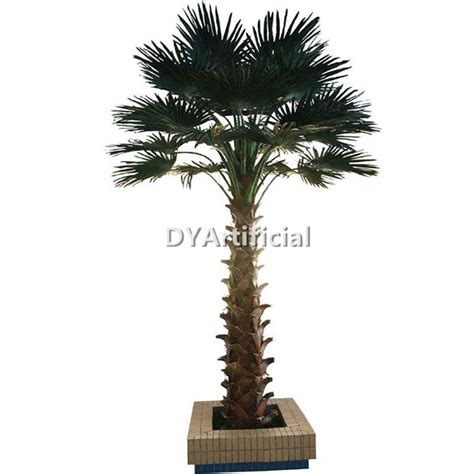 real outdoor trees large outdoor artificial real bark palm tree dongyi