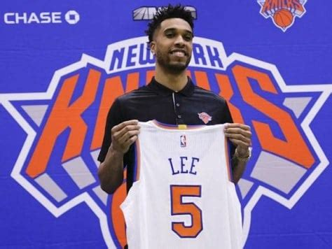 courtney lee basketball courtney lee on knicks we re contenders man
