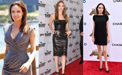 angelina jolie weight loss anorexia amp tattoos