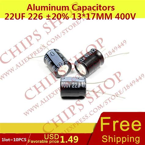 wholesale capacitors buy wholesale capacitor 22uf 400v from china capacitor 22uf 400v wholesalers aliexpress