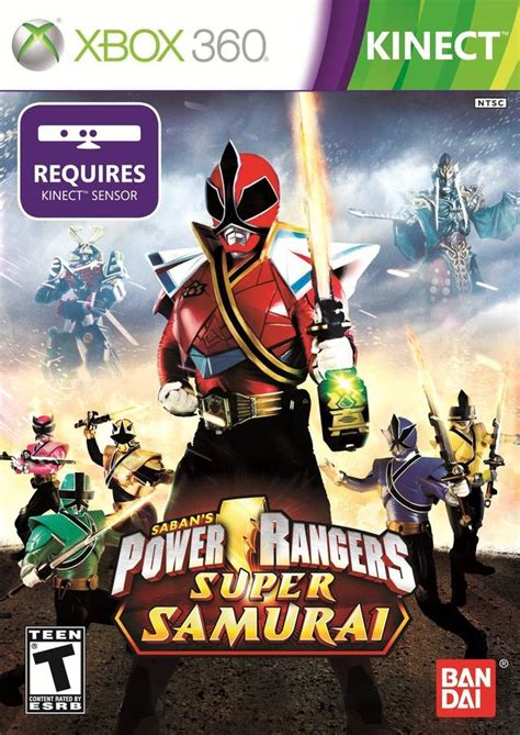 Afro Samurai Xbox360 Rghjtag power rangers samurai xbox 360 espa 209 ol descargar