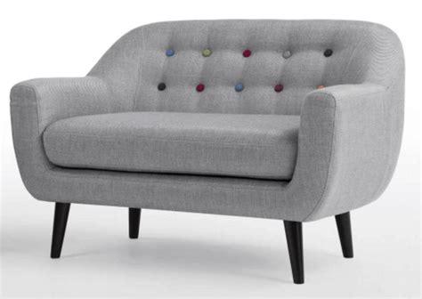 mini divano design per bambini divano grigio mini ritchie zigzagmom