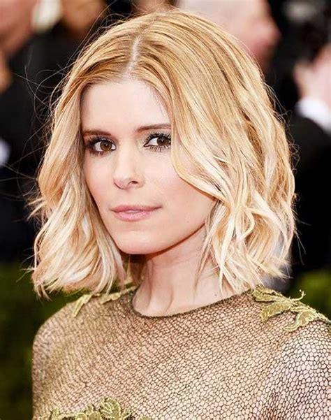 Wavy Medium Hairstyles 2015 by 25 Medium Hairstyles For Wavy Hair Hairstyles