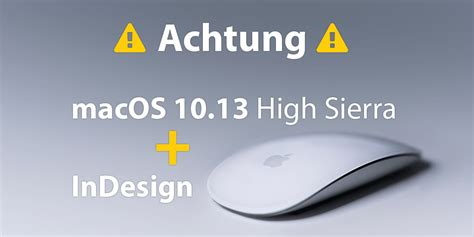 macos troubleshooting high edition books macos 10 13 high und indesign update einmanncombo